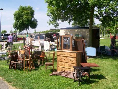 Union Grove Wisconsin Flea Market