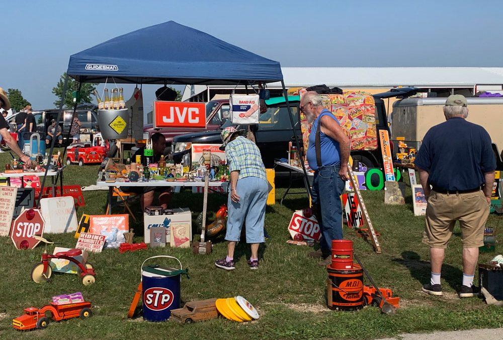 Union Grove Flea Markets In Wisconsin