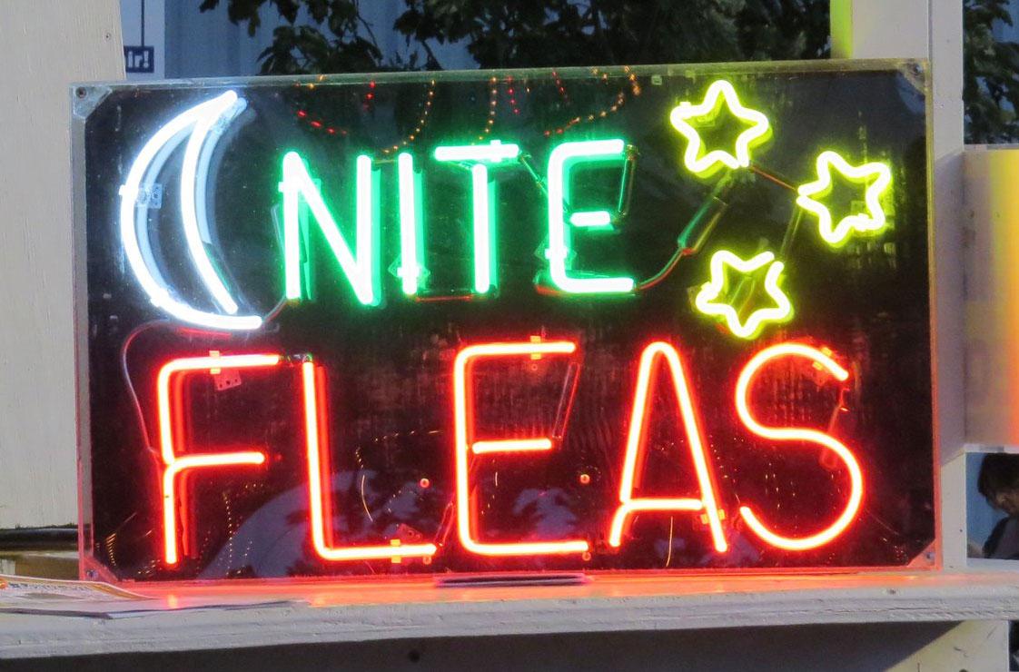 Union Grove Wisconsin Late Night Flea Market