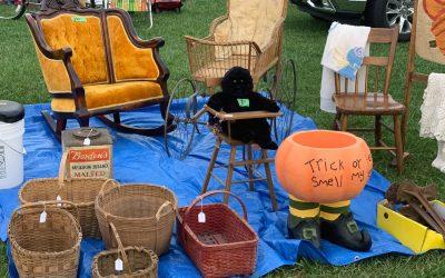 Union Grove Wisconsin Flea Market September 18